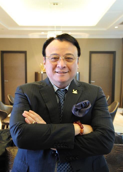ng Đỗ Anh Dũng - Chủ tịch Tập đoàn Tân Hoàng Minh được vinh danh là Doanh nhân xuất sắc APEA 2019