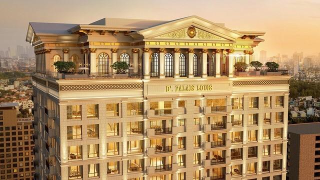 D'. Palais Louis đang sẵn sàng trở lại với diện mạo mới…