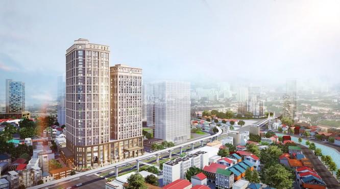 """King Palace được mệnh danh là dự án """"hàng hiệu"""" của thị trường BĐS Hà Nội"""
