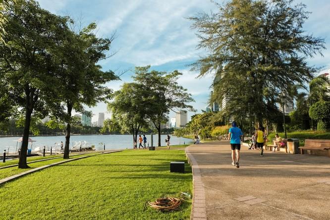 Không gian sống gần gũi thiên nhiên, sông nước được nhiều khách hàng lựa chọn