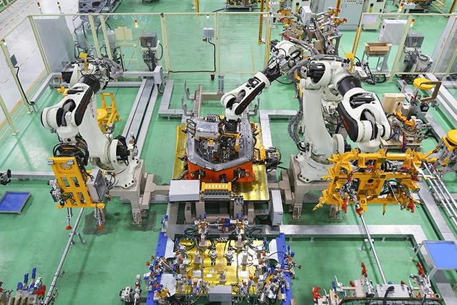 Thaco phát triển khu công nghiệp sản xuất linh kiện phụ tùng ô tô quy mô lớn ảnh 1