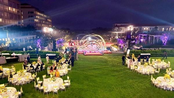 Bí ẩn đám cưới giới siêu giàu Ấn Độ tại Sheraton Grand Đà Nẵng Resort ảnh 3