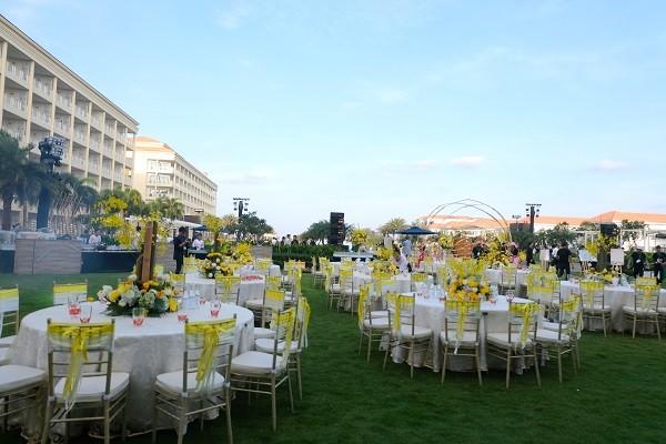 Bí ẩn đám cưới giới siêu giàu Ấn Độ tại Sheraton Grand Đà Nẵng Resort ảnh 4