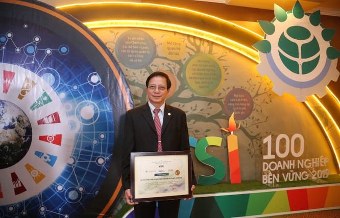 Phó Chủ tịch HĐQT HDBank Nguyễn Thành Đô tại Lễ công bố các doanh nghiệp bền vững năm 2019