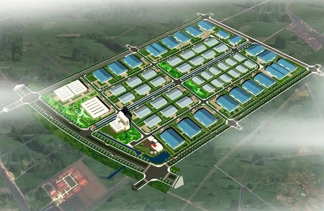 Ecopark muốn làm dự án cảng nội địa ICD Lý Thường Kiệt hơn 62ha ảnh 1
