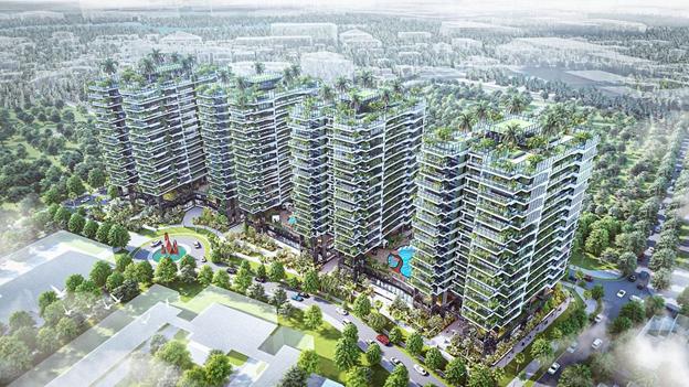 Sunshine Homes: Đột phá với chuỗi BĐS sinh thái thông minh ảnh 2