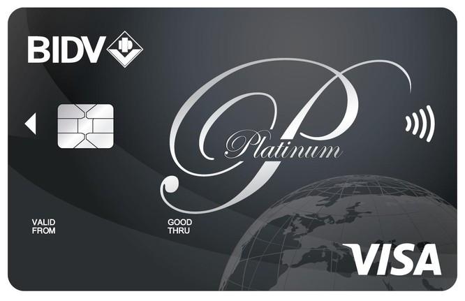 Trải nghiệm đẳng cấp thẻ tín dụng hạng Platinum ảnh 2