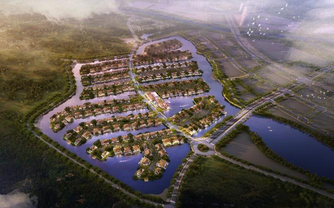 Cơ sở quốc tế của Chadwick tại Ecopark sẽ mang tên Chadwick Hà Nội, nằm liền kề khu Biệt thự Đảo – phân khu cao cấp nhất tại Ecopark