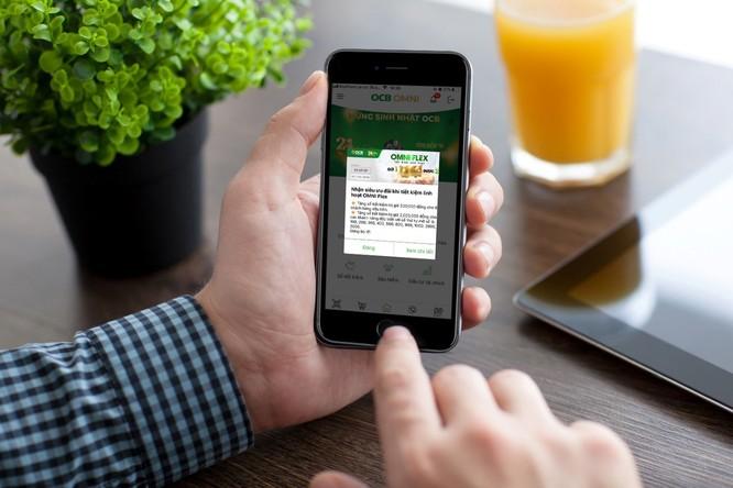 Sản phẩm tiết kiệm linh hoạt OMNI Flex giúp tối ưu lợi tức cho khách hàng.