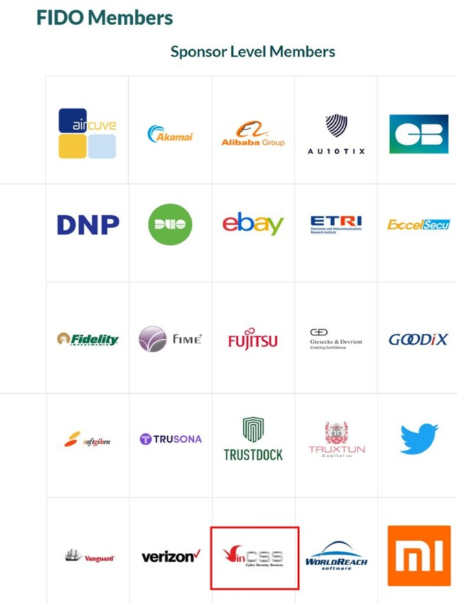 Gia nhập Liên minh FIDO đưa Tập đoàn Vingroup ngang hàng với các công ty, tập đoàn công nghệ quốc tế hàng đầu.