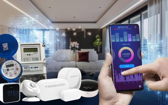 Công nghệ thông minh ở Sunshine Homes không chỉ giúp cuộc sống của con người tiện lợi hơn mà còn có tác dụng lớn trong việc tiết kiệm năng lượng.