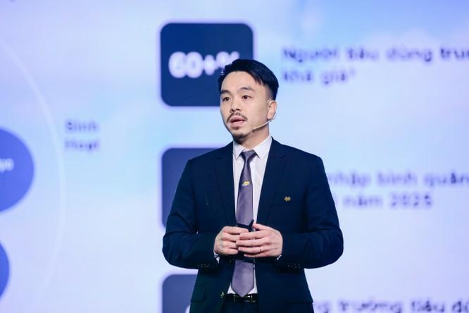 Ông Danny Le, Tổng Giám Đốc Masan Group.