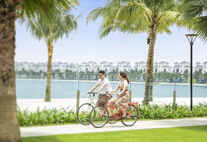 Tận hưởng cuộc sống khỏe, thanh bình giữa miền sinh thái là mong muốn của nhiều cư dân thành thị