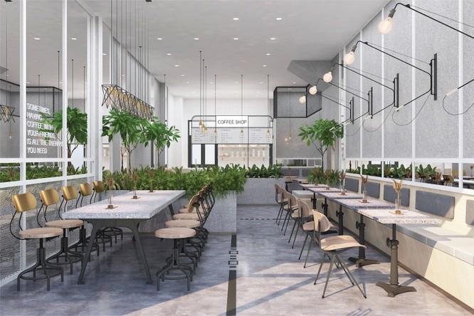 Ưu thế không gian lớn, nhà phố 8mx17.5m tại River Park 1 phù hợp với đa dạng hình thức khai thác kinh doanh, bên cạnh công năng để ở