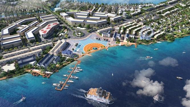 Chuỗi tiện ích hiện đại phục vụ nhu cầu sống giàu trải nhiệm của cư dân và khách tham quan, lưu trú tại Aqua City.