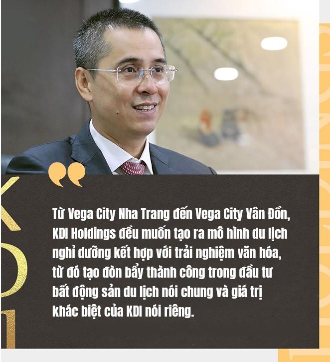"""CEO KDI Holdings: """"Chọn cách riêng để tạo giá trị cộng đồng"""" ảnh 5"""