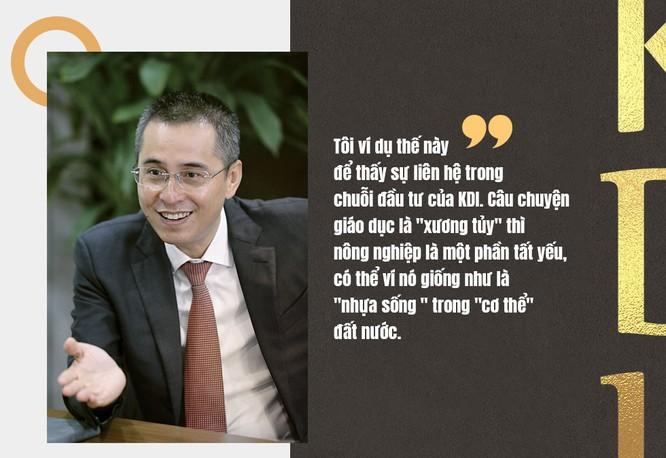 """CEO KDI Holdings: """"Chọn cách riêng để tạo giá trị cộng đồng"""" ảnh 11"""