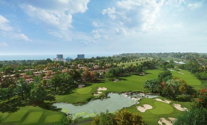 PGA Golf Villas tại NovaWorld Phan Thiet – Siêu thành phố Biển – Du lịch – Sức khỏe.