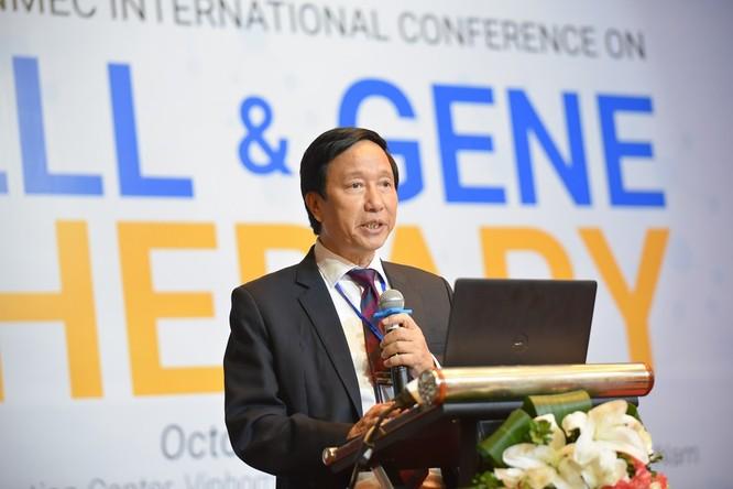 Thành công với nghiên cứu ghép tế bào gốc, GS Liêm và đồng nghiệp tại Vinmec đã công bố nhiều bài báo khoa học có giá trị tại các hội thảo và tạp chí khoa học quốc tế