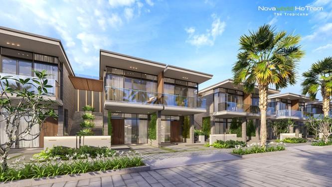 Sức hút của biệt thự biển Happy Beach Villas 2 tầng, 3 chìa khóa ảnh 1
