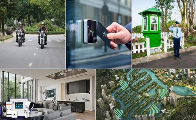 Ecopark, Samsung và Bosch triển khai hệ thống an ninh thông minh cho khu biệt thự đảo ảnh 2