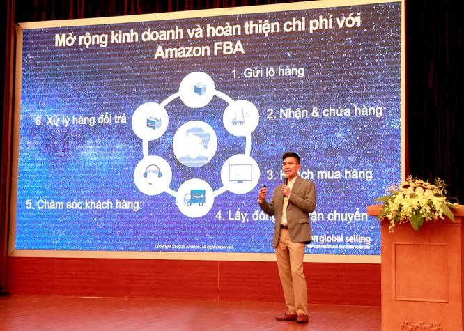 Thương mại điện tử xuyên biên giới với Amazon - Cơ hội xuất khẩu nào cho doanh nghiệp Việt? ảnh 1