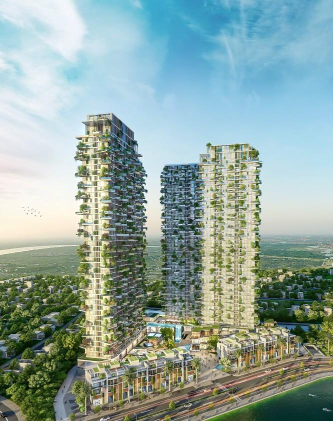 Tạp chí danh tiếng của Mỹ viết về tòa tháp xanh cao nhất của Việt Nam ảnh 3
