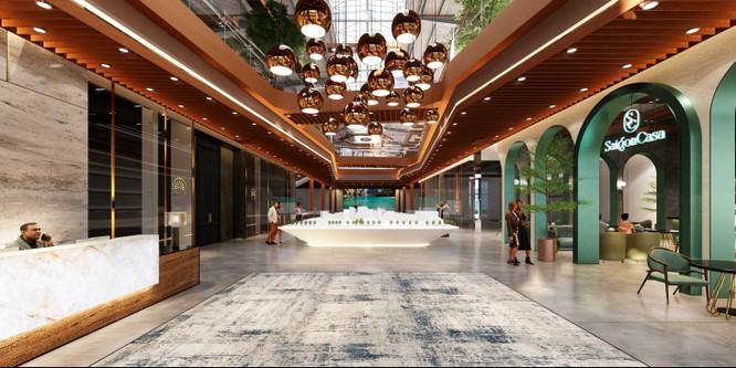 Đón chờ Novaland Gallery: đẳng cấp mới của điểm giao dịch bất động sản ảnh 2