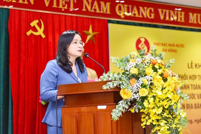 Đà Nẵng: SHB hợp tác với Kho bạc Nhà nước, thúc đẩy cải cách hành chính ảnh 1