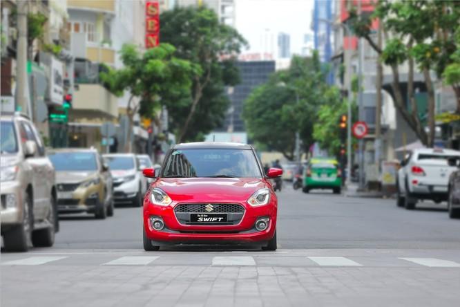 Suzuki Swift – hatchback thời trang mang thiết kế châu Âu ảnh 2