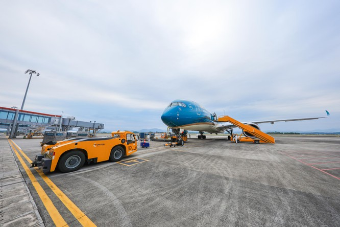 """Soi hệ thống công nghệ hàng đầu tại """"Sân bay khu vực hàng đầu thế giới 2020"""" ảnh 9"""