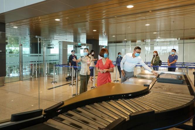 """Soi hệ thống công nghệ hàng đầu tại """"Sân bay khu vực hàng đầu thế giới 2020"""" ảnh 2"""