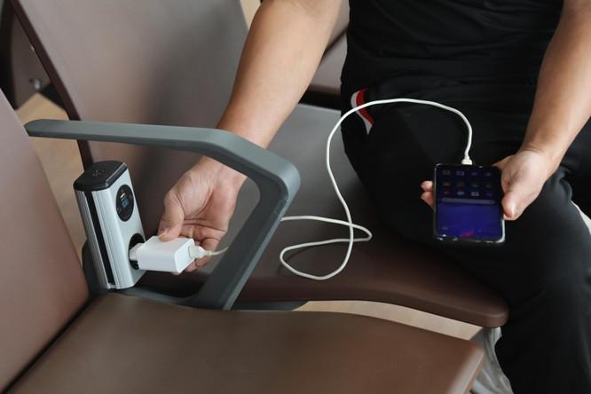 """Soi hệ thống công nghệ hàng đầu tại """"Sân bay khu vực hàng đầu thế giới 2020"""" ảnh 4"""
