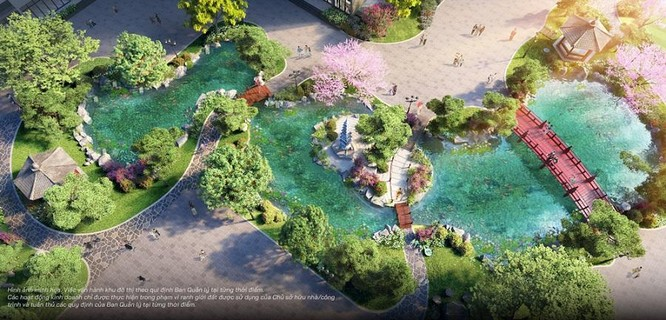 Vinhomes chính thức ra mắt Zenpark – Tinh thần Nhật Bản giữa lòng Vinhomes Ocean Park ảnh 2