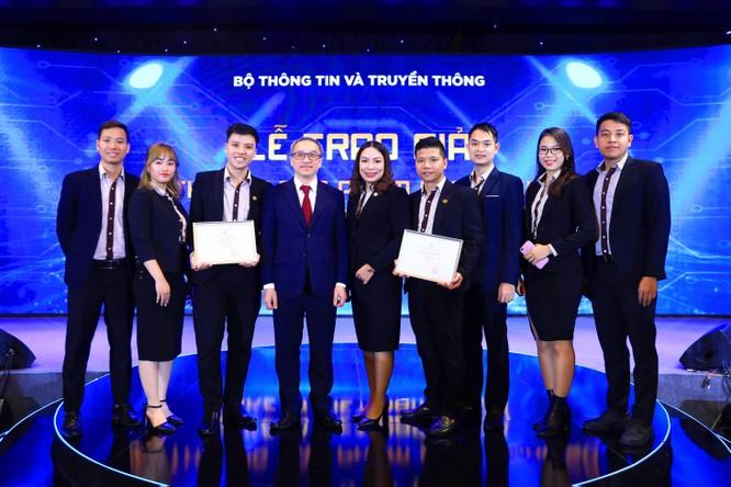 """MISA """"ghi danh đúp'' tại Top 10 Sản phẩm công nghệ số Make in Viet Nam ảnh 1"""