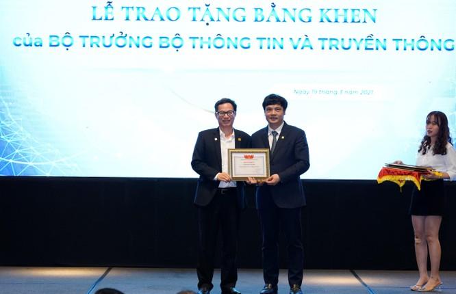 MISA nhận Bằng khen của Bộ trưởng Bộ Thông tin và Truyền thông vì những đóng góp cho ngành CNTT ảnh 3