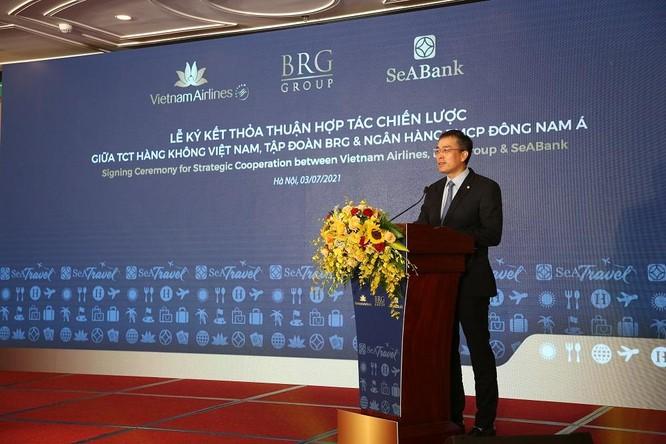 Vietnam Airlines, BRG và SeABank ký thỏa thuận hợp tác chiến lược ảnh 2