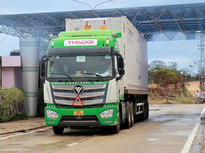 Thilogi mở tuyến vận chuyển qua cửa khẩu quốc tế Nam Giang - Đắc Tà Oọc ảnh 1
