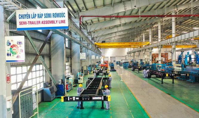 Thaco Auto ký kết xuất khẩu hơn 6.000 sơmi rơmoóc sang Mỹ ảnh 1