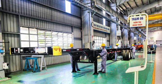 Thaco Auto ký kết xuất khẩu hơn 6.000 sơmi rơmoóc sang Mỹ ảnh 2