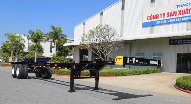 Thaco Auto ký kết xuất khẩu hơn 6.000 sơmi rơmoóc sang Mỹ ảnh 3