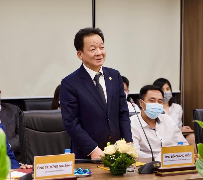 """Tập đoàn của """"bầu"""" Hiển tham gia phát triển dự án trị giá 2,3 tỷ USD tại Quảng Trị ảnh 1"""