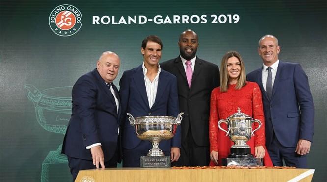 """Ông """"vua sân đất nện"""" Nadal, đang có 7,945 điểm, hướng đến danh hiệu Roland Garros thứ 12 (ảnh ATP)"""