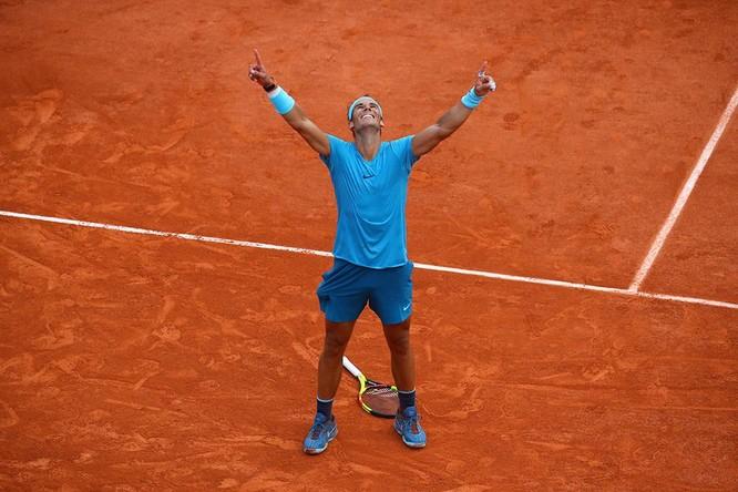Kết quả bốc thăm Roland Garros: Nadal đã hay còn gặp may! ảnh 1