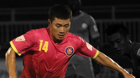 """Tiền vệ trung tâm Văn Thuận (TP.HCM) đang là """"máy quét"""" hay nhất V.League trong thời điểm hiện tại"""