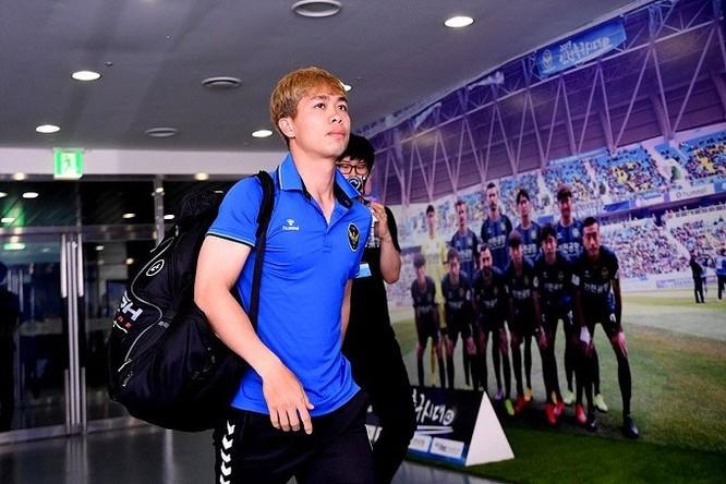 Công Phương đã chính thức rời Incheon United (ảnh CLB)