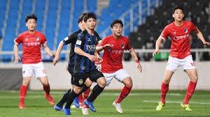 Các fan của Incheon United đã tóm tắt quãng thời gian của Công Phượng bằng 3 con số 9-0-0 (ảnh CLB)