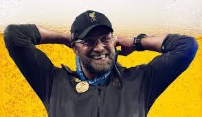 Sau chức vô địch Champions League, mục tiêu số 1 của Klopp và Liverpool là giành ngôi quán quân Premier League (ảnh CLB)