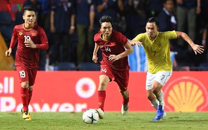 Tuấn Anh là tiền vệ tài năng của bóng đá Việt Nam đang trên đường tìm lại phong độ đỉnh cao (ảnh VOV)