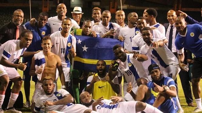 Curacao chính là đội bóng mạnh nhất tại King's Cup lần này (ảnh FAT)